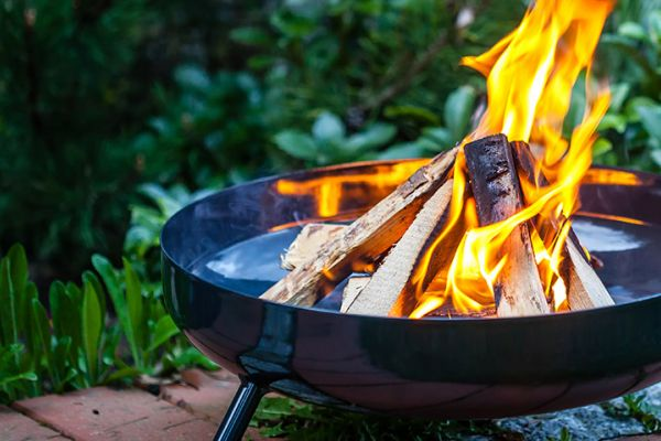 Fire pits, fuel and accessories in our Outdoor Living Marquee