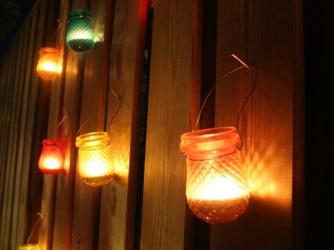 Garden Centre: Lighting Special Effects