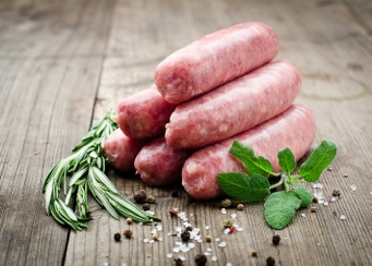 Farm Shop Fresh Sausages