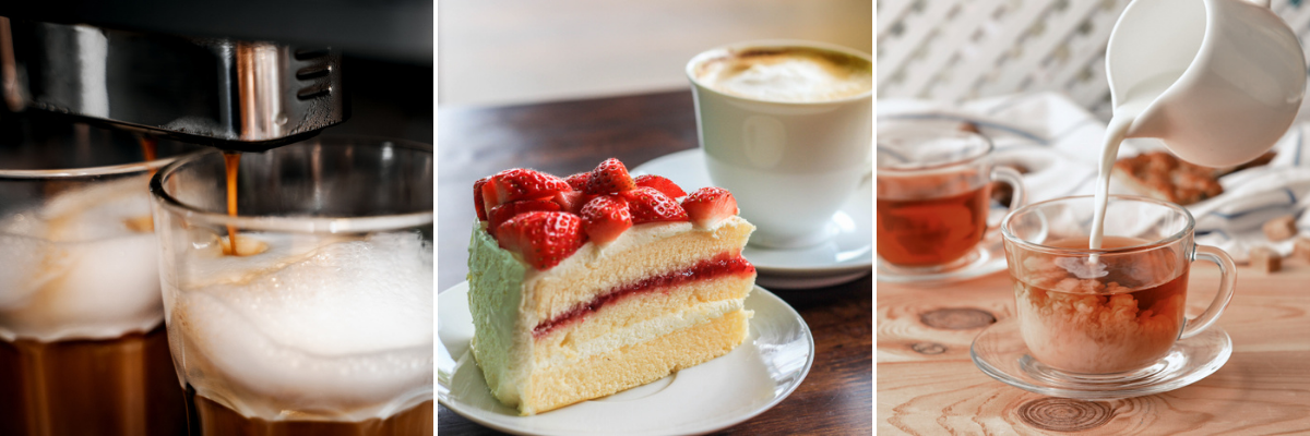 Cafe food - Rushfields