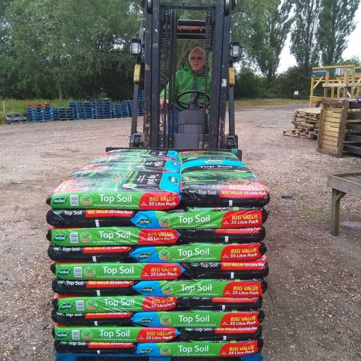 Compost back in stock - Rushfields