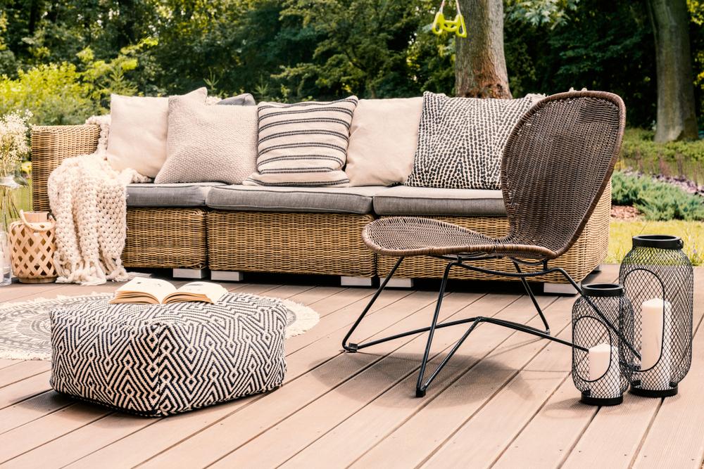Garden chairs - Rushfields