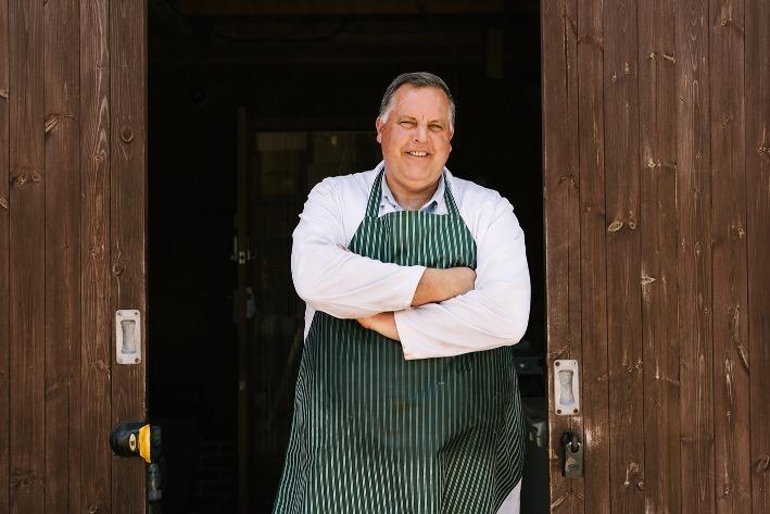Meet our Butcher Paul - Farm Shop Rushfields