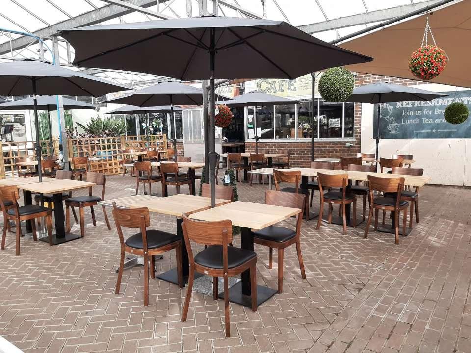 Rushfields Cafe
