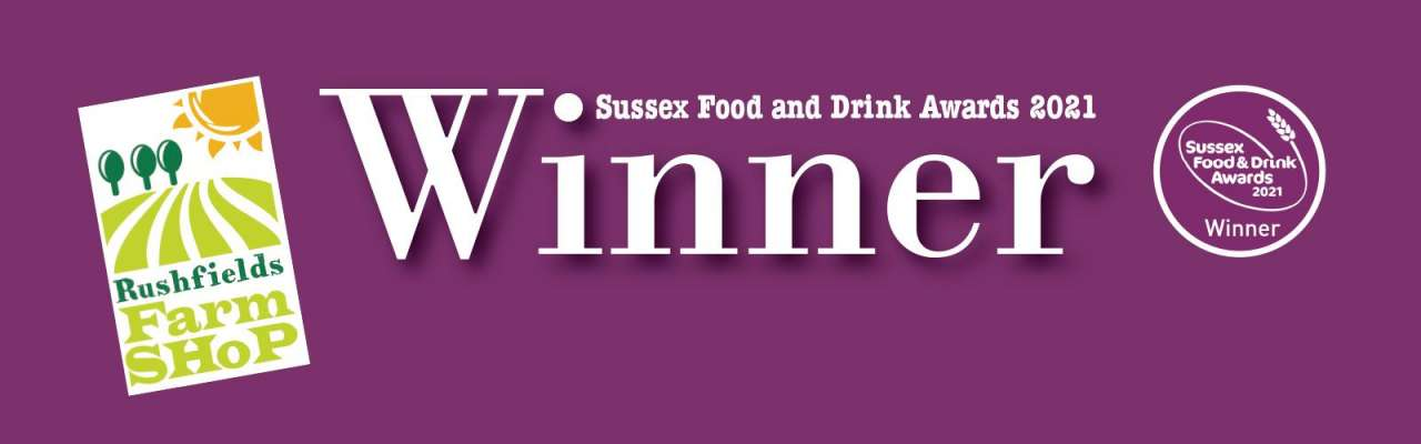 Sussex Food and Drinks Awards 2021 - Rushfields