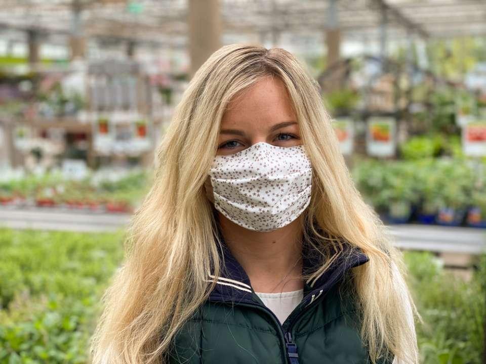 Wear a mask - Rushfields