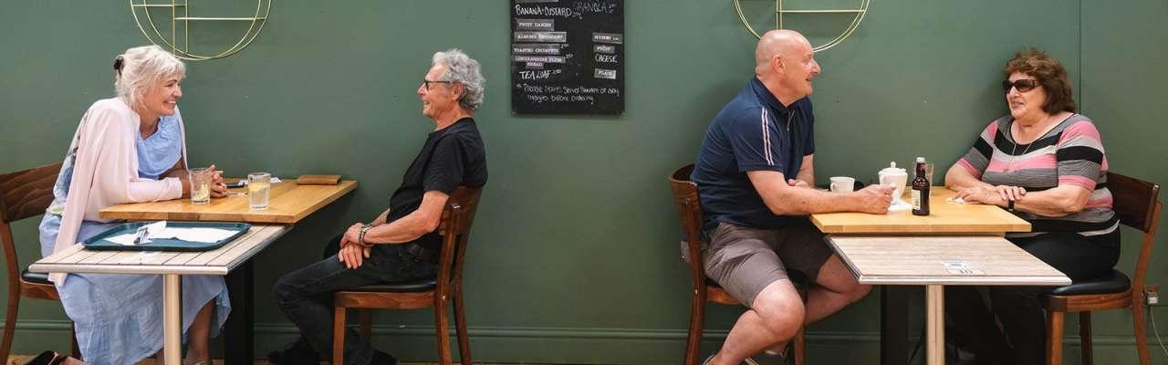 Rushfields Cafe - Haywards Heath