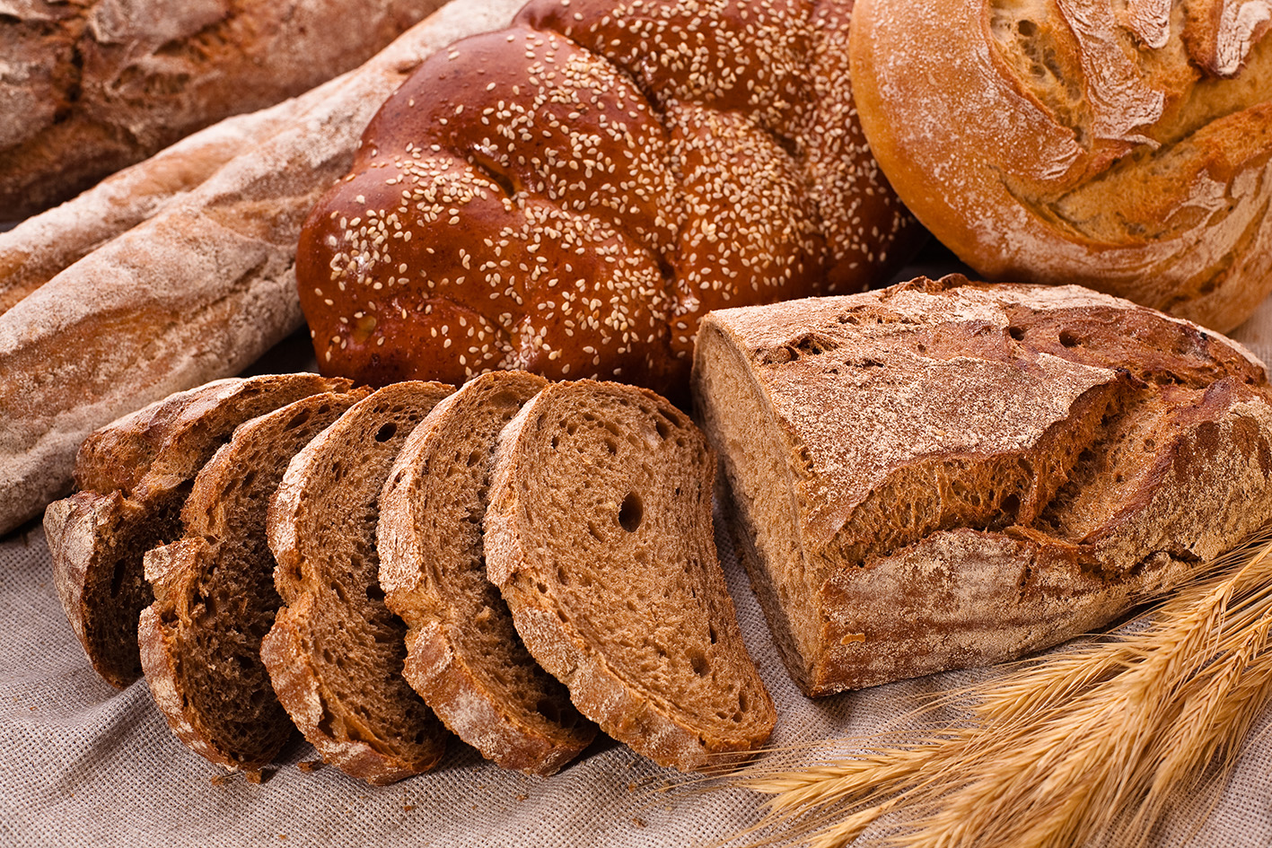 Artisan bread - Farm Shop Rushfields